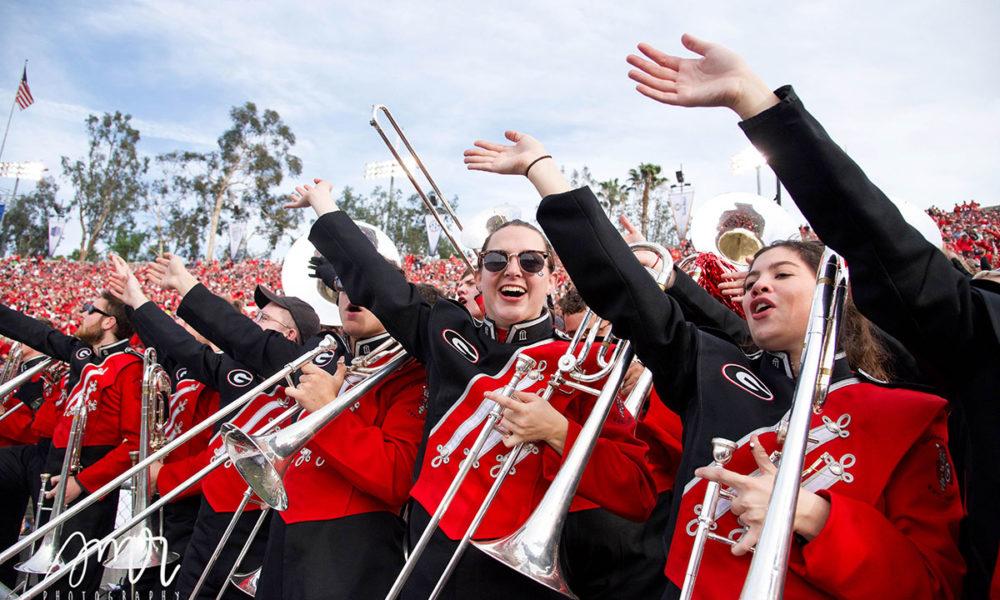 Georgia Redcoat Band