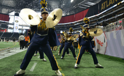 North Carolina Agricultural and Technical State University band