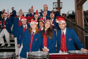 Southern Methodist University band