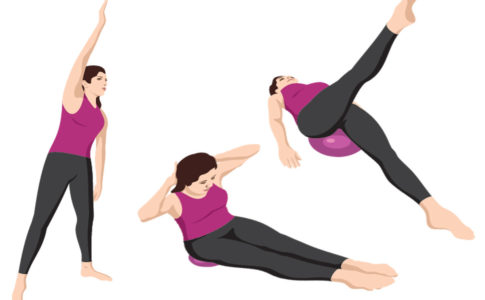 Barre Inspired Exercises