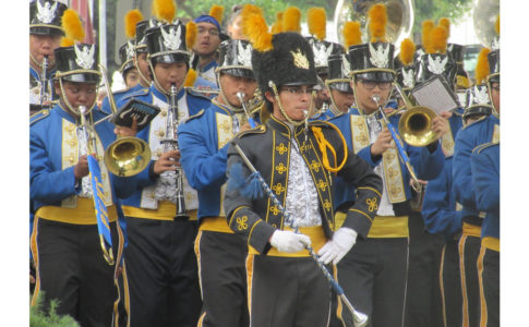 Pinole Valley High School Marching Band