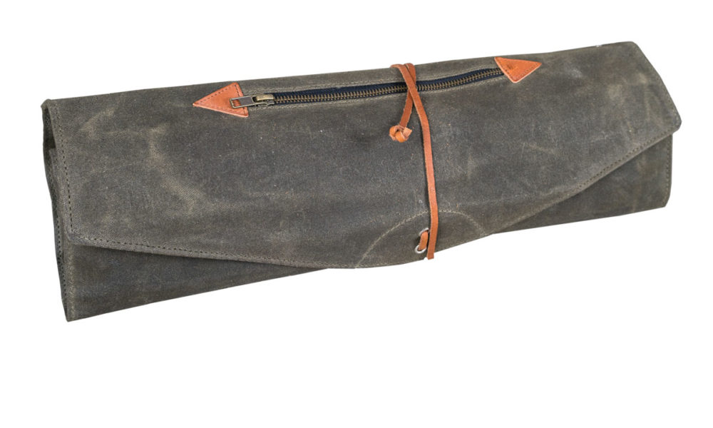 Tackle Instrument Supply Co. roll-up stick bag