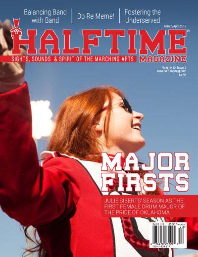 Haltime Magazine - Mar/April