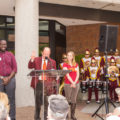 USC Band Gets New Pavilion