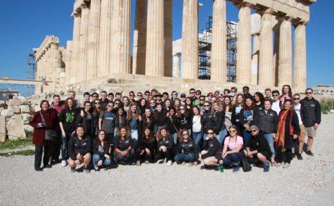 Irondale Parthenon