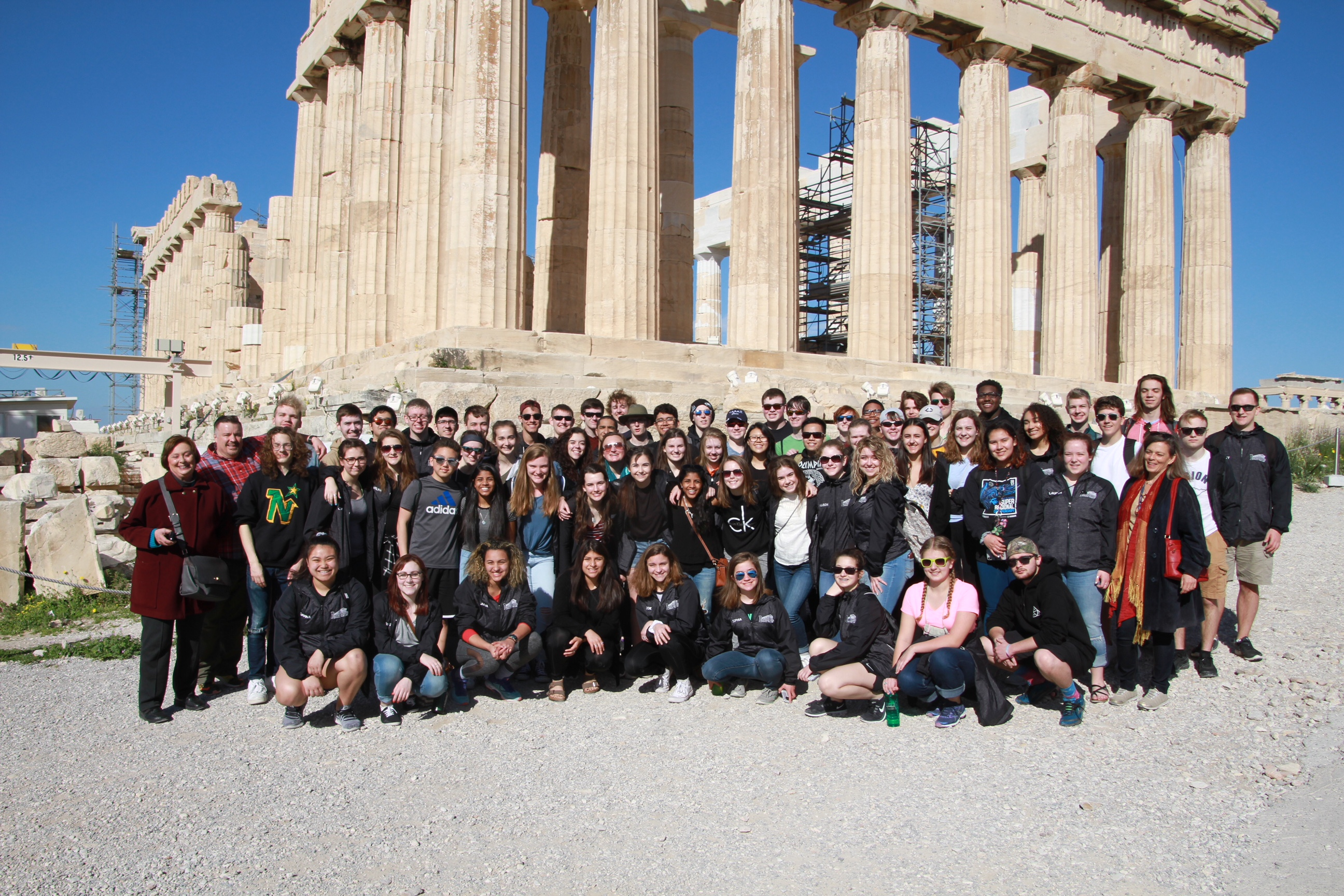 Irondale Parthenon