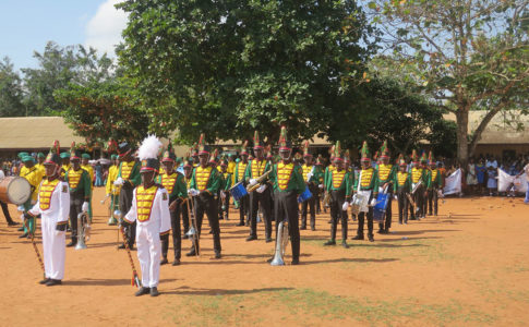 Human Factor Leadership Academy in Ghana
