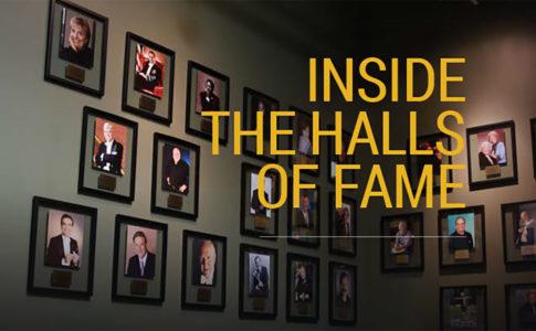 Inside the Halls of Fame