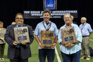 Bruno Zuccala, Paul Rennick, and TJ Doucette