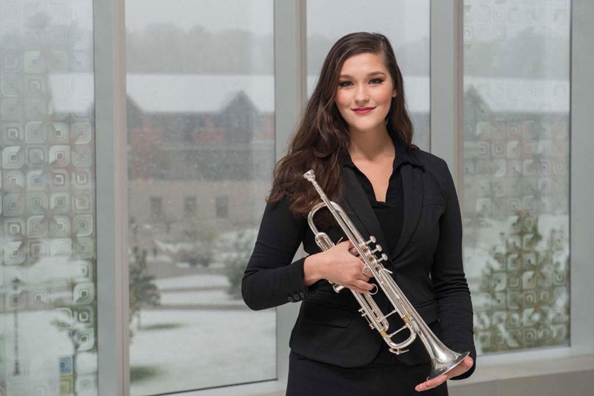 Megan Hutera Madison Scout Featured Female