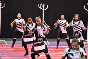 Riverside (CA) City College – RCC Indoor Percussion