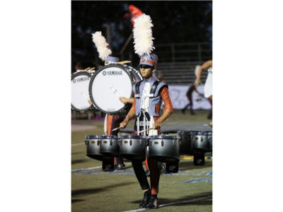 Drums on Ohio celebrates 40th anniversary.