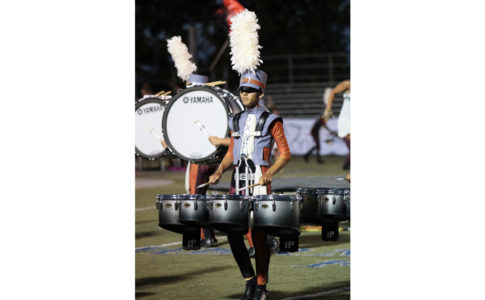 Drums on Ohio celebrates 40th anniversary.