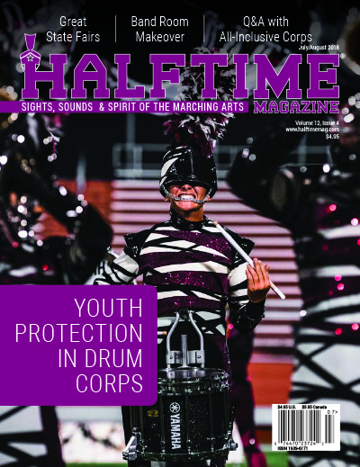 Haltime Magazine - July/August