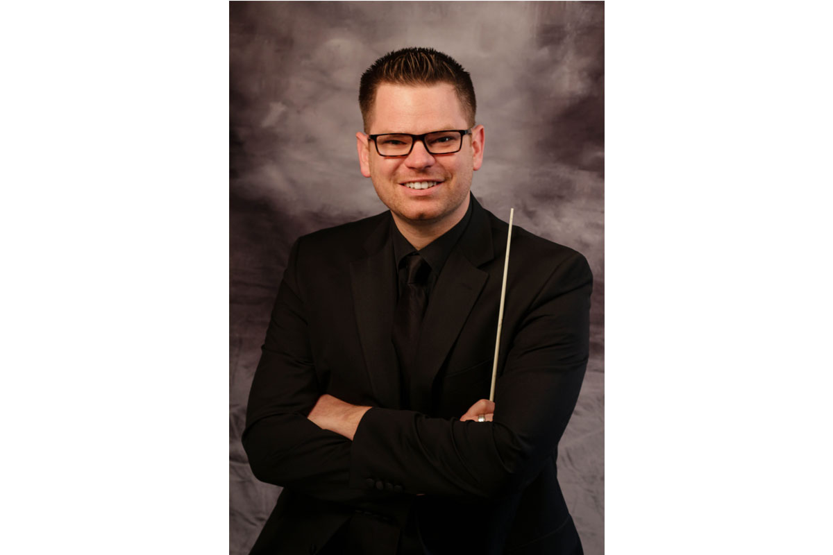 West Chester University School of Music appoints Adam J. Gumble as Director of Athletic Bands