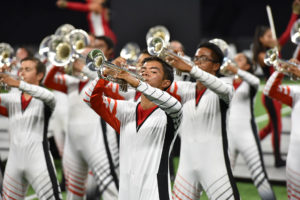 A photo of the Vanguard Cadets.