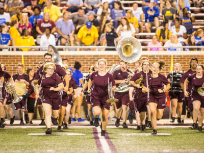 Eastern Kentucky University Marching Band