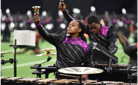 Sacramento Mandarins Drum and Bugle Corp