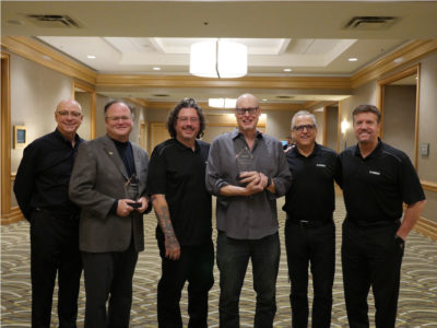 Percussionists Jeffrey Moore and David Stanoch Receive 2018 Yamaha Legacy in Education Awards
