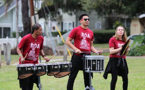2018 All American Drumline
