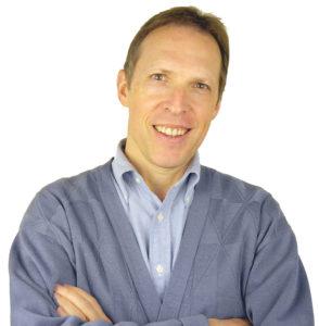 A photo of Adam Beck.