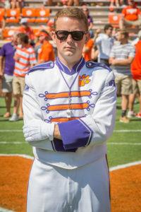 A photo of Trey Lockett.