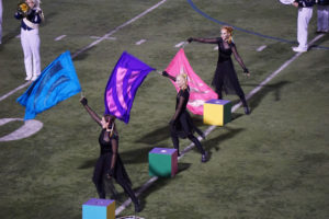 A photo of Otsego High School Marching Band.