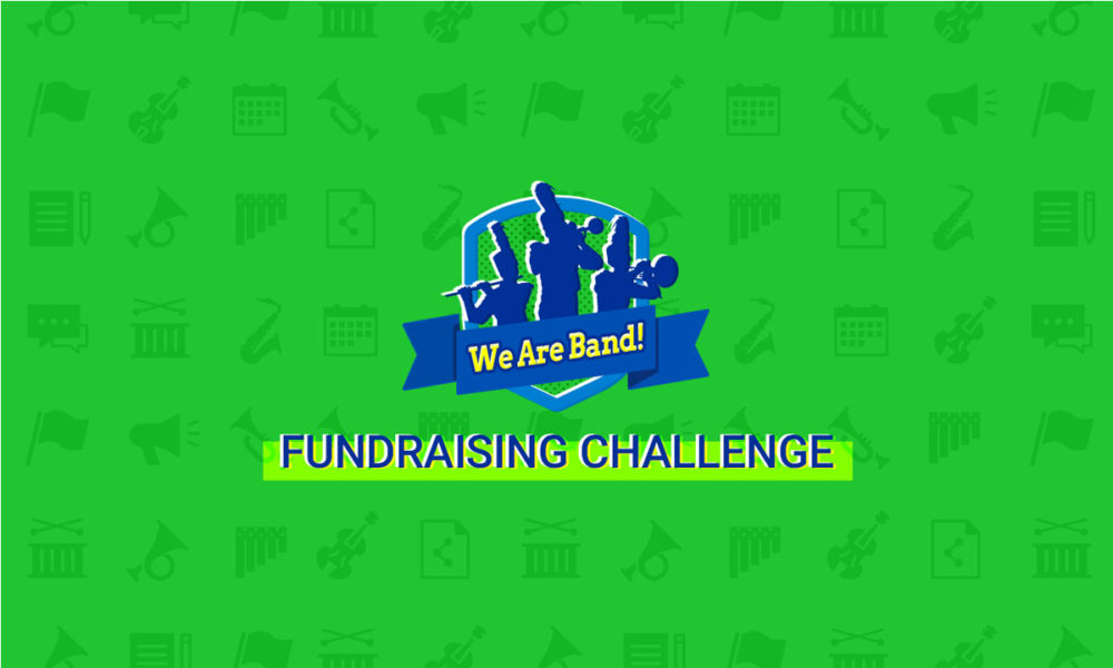 We are band video challenge