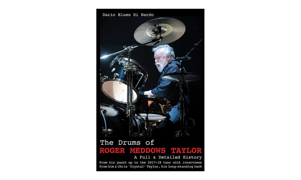 A photo of Roger Meddows Taylor.