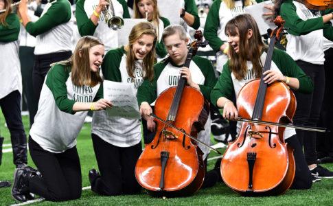 United Sound Participates in Drum Corps Performances