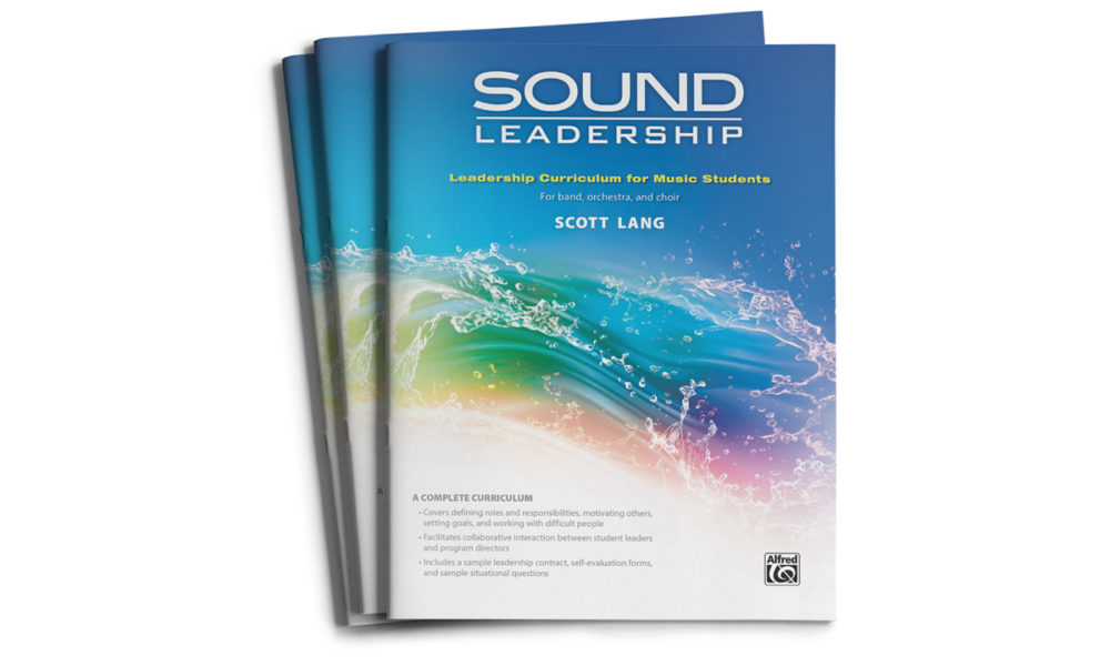 "Learn about the ""Sound Leadership"" methods book."