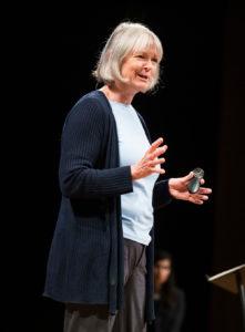 A photo of Kathy Black.