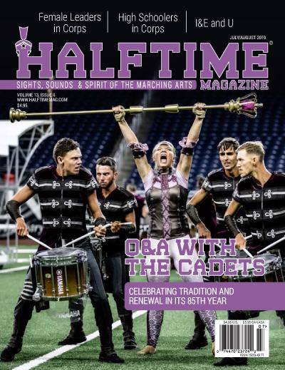 Haltime Magazine - July/August