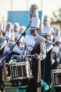 Photo of Daniel MacKenzie in Legends Drum and Bugle Corps.