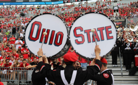 Ohio State raises $8.6 million for band schoolarships.