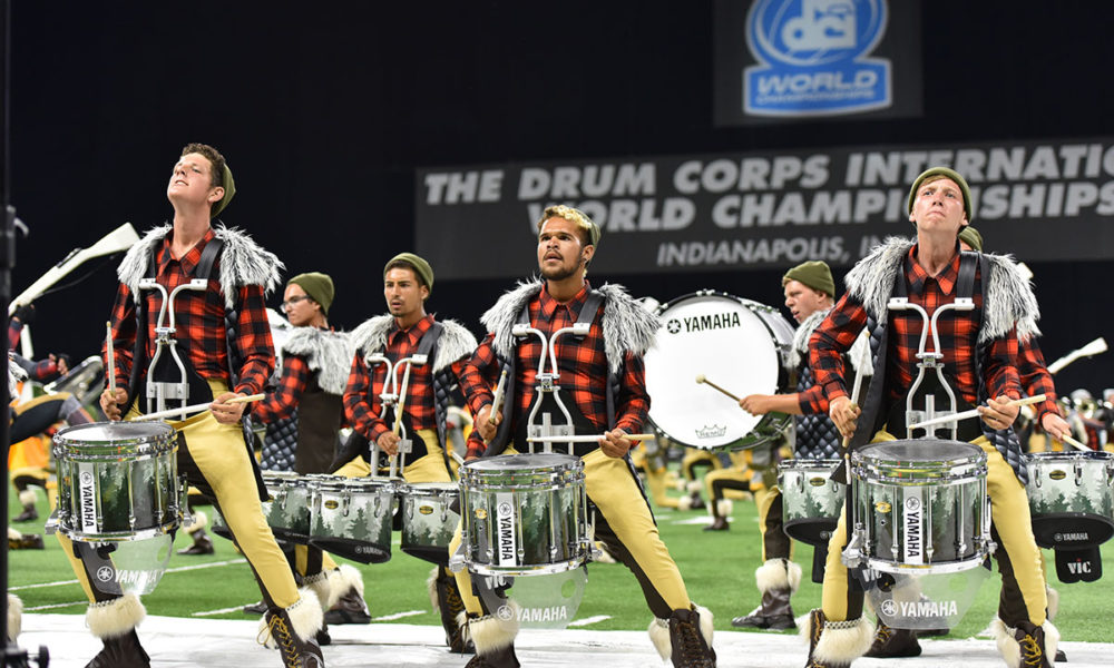 A photo of Blue Stars Drum & Bugle Corp.