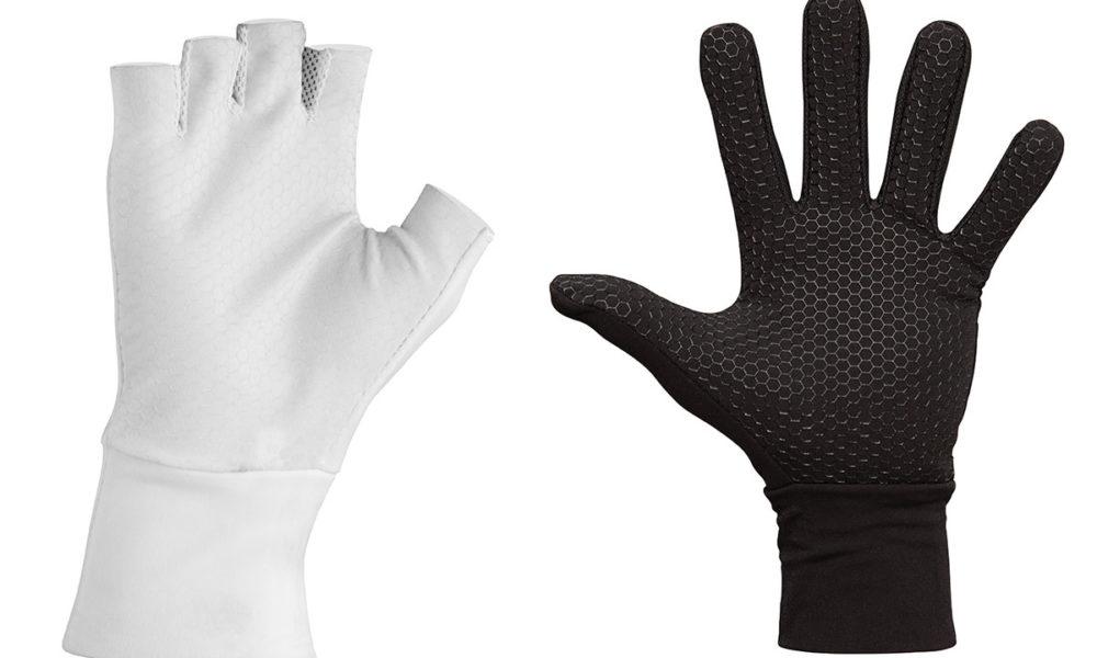 DSI hyperperformance gloves.