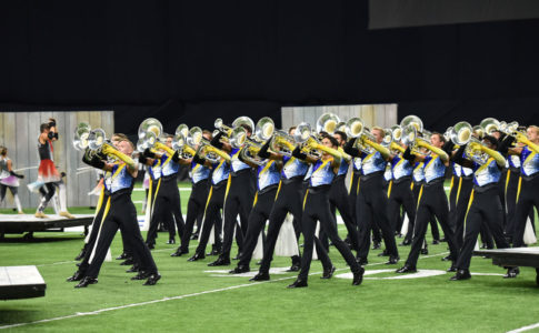 A photo of the Blue Devils.