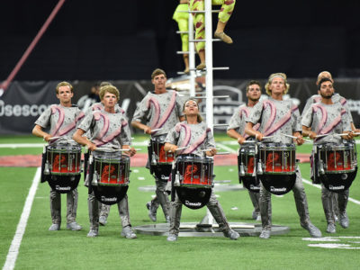 Goodbye to Shakos in Drum Corps?