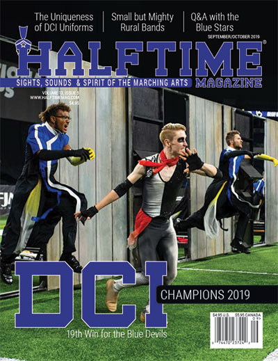 Haltime Magazine - September/October