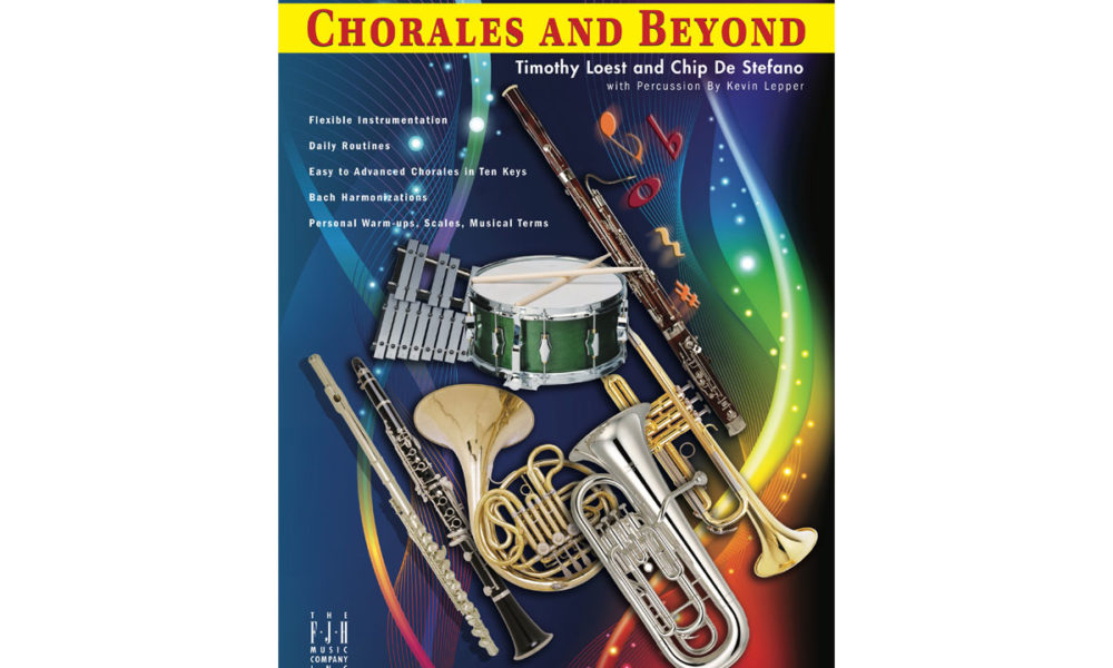 """Learn about """"Chorales and Beyond""""."""