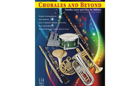 "Learn about ""Chorales and Beyond""."