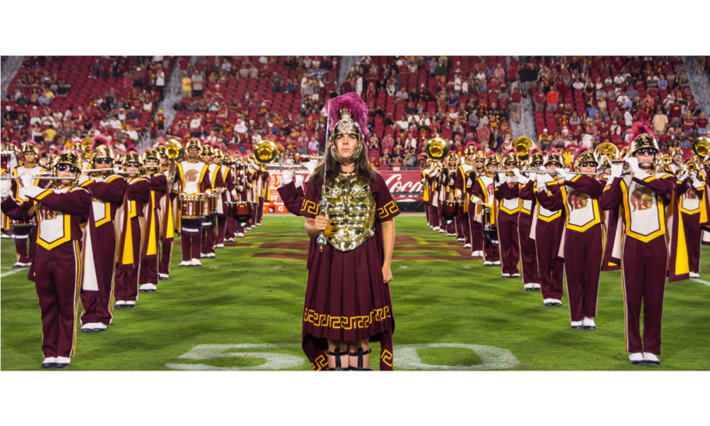 The University of Southern California.