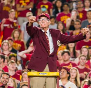 A photo of Dr. Arthur C. Bartner.