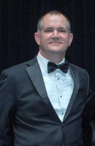 A photo of Chris Brannan.