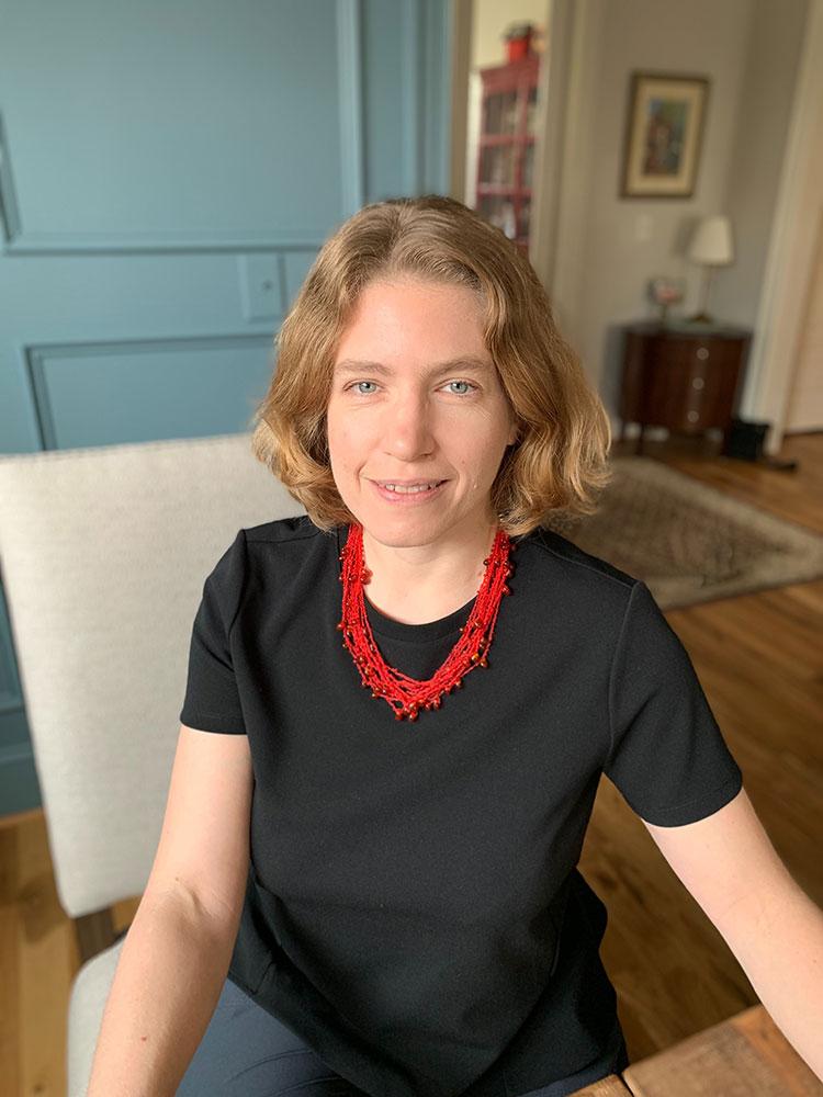 Sarah Lindenfeld Hall