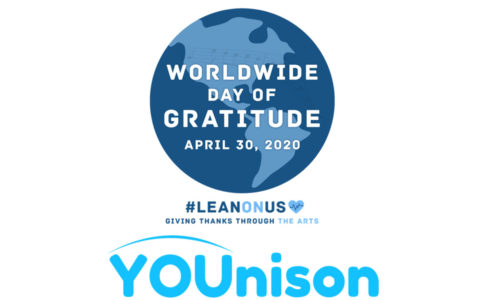 Worldwide day of gratitude.