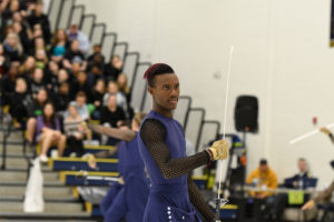Alter Ego Winter Guard from West New York, New Jersey