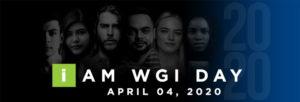 I am WGI Day 2020.
