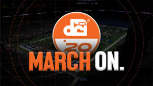 DCI March on 2020.